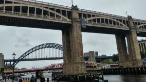 For de som liker å se på en bro eller to så er Newcastle en flott by å dra til.
